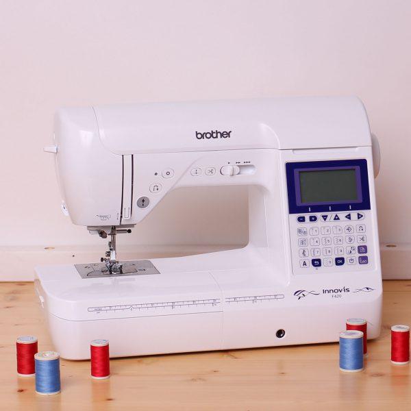Macchina per cucire BROTHER F420