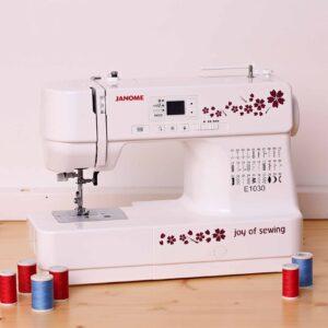 Macchina per cucire JANOME E1030