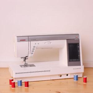 Macchina per cucire JANOME 9450 QCP